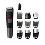 Philips Series 5000 11-In-1 Multi Grooming Kit For Beard, Hair & Body