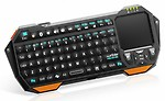 QQ-Tech Newest Mini Wireless Bluetooth Keyboard Handheld