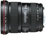 Canon EF 17 40mm f/4L USM Lens