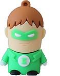 Quace Green Lantern 8 GB Pen Drive