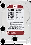 WD WD20EFRX 2 TB WD Red SATA 3.5 Inches NAS Hard Drive