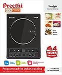 Preethi Trendy Plus 116 1600-Watt Induction Cooktop