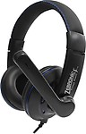 Zebronics Galaxy Over-the-ear Headset (Black)