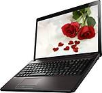 Lenovo NoteBook G580 59-356383 Laptop (DarkBrownMetal)