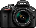 Nikon Digital Camera D3400 DSLR Camera ( with Kit Lens AF-P DX NIKKOR 18 - 55 mm f/3.5 - 5.6G VR )