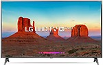LG 123cm (49 inch) Ultra HD (4K) LED Smart TV 2018 Edition (49UK6360PTE)