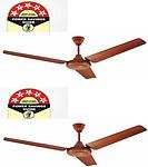 Crompton Greaves Entrust50 5 Star Pack of 2 3 Blade Ceiling Fan