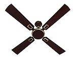 Usha Allure 1200mm 4 Blade Ceiling Fan