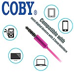 Coby In-Ear wired headphone