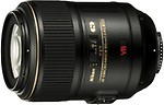 Nikon AF S VR Micro Nikkor 105mm f/2.8G IF ED Lens