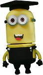 The Fappy Store Minion Scholar Head Hot Plug And Play 4 GB Pen Drive