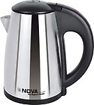 Nova NKT 2740 Stainless steel cordless Electric Kettle(0.8 L)