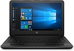 HP Notebook (Core i3 (4th Generation) -500 GB -4 GB -14 Inch -DOS - ) (Black ) (240 )