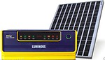 Luminous Solar NXG 1500/24V hybrid Pure Sine Wave Inverter