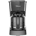 Tecnora Caffemio TCM 206 1.8 litre, 900 W, Drip Coffee Maker