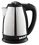 Kitchoff Black Automatic Stainless Steel Electric Kettle for Home & Office(Kl1)