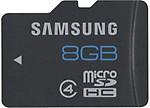 Samsung SDHC 8 GB Class 4