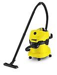 Karcher MV4 1000-Watt Wet and Dry Vacuum Cleaner
