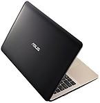 Asus A555LA A Series XX1560T 90NB0651-M27560 Core i3 (4th Gen) - (4 GB DDR3/1 TB HDD/Windows 10) Notebook