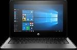 "HP ProBook x360 11 G1 EE 11.6"" Touchscreen LCD 2 in 1 Netbook - Intel Celeron N3350 Dual-core (2 Core) 1.10 GHz - 4 GB 1FY90UT#A"