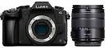 Panasonic DMC-G85HGW-K Mirrorless Camera Body with Single Lens: 14-140 F/3.5-5.6