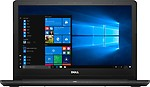 Dell Inspiron 15 3000 Series Core i5 7th Gen - (4 GB/1 TB HDD/Ubuntu/2 GB Graphics) 3567 (15.6 inch, 2.24 kg)