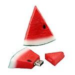 Microware 8GB Fruit Watermelon Shape Gift USB Flash Drive Pen Drive