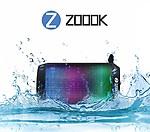 Zoook Rocker Mini Splash-proof Wireless Bluetooth Portable BT Speaker