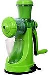 Kuber Industries Juicer, Fruit & Vegetable Juicer, Manual Hand Juicer, Fruit Juicer Handel Vacuum Base -JUI10