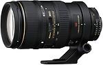 Nikon AF Vr 80-400mm Lens F4.5-5.6d Ed