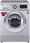 LG 7 kg Inverter, Smart diagnosis system Fully Automatic Front Load Washing Machine