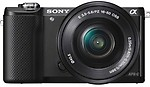 Sony ILCE-5000L (With SELP1650 Lens) Mirrorless Camera