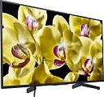 Sony Bravia X8000G 123cm (49 inch) Ultra HD (4K) LED Smart Android TV(KD-49X8000G)