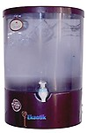 Dolphin Metallic RO10 Litre RO/UV/Tds Adjuster Ro Water Purifier (17 IN, RO+TDS)