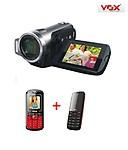 VOX Digital Video Camcorder DV588