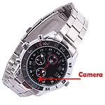 AGPtek for Jasoos Product Still Wrist Watch Camera Inbuild 16GB Memory