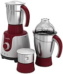 Philips HL 7720 750-Watt 3-Jar Mixer Grinder
