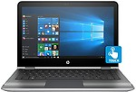HP Pavilion X360 Performance 2-in-1 11.6 IPS Touchscreen, Quad Core Intel Pentium Processor, 4GB RAM, 500GB HDD, B&O Play Audio, HDMI, 802.11ac, Webcam, No DVD, Windows 10