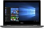 Dell 5000 Core i7 7th Gen - (8 GB/256 GB SSD/256 GB EMMC Storage/Windows 10) 5378 2 in 1 (13.3 inch, SIlver Greyish, 1.62 kg)