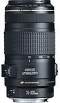 Canon EF 70-300mm f - 4-5.6 IS USM Lens