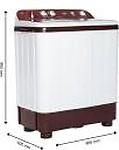 Haier 9 kg Semi Automatic Top Load(HTW90-1128BT)