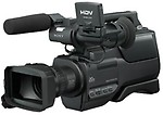 Sony HVR-HD1000P High Definition Camcorder, black