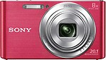Sony W830 Digital Camera With D'signer Watch