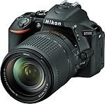 Nikon D5500 with (18 - 140 Lens) DSLR Camera