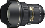 Nikon DF (Body) Combo+ 14-24mm F2.8G ED Lens, black