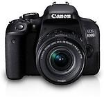 Canon EOS 800D DSLR Camera Kit (EF S18-55 IS STM)