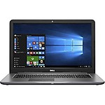 Dell Inspiron 17.3 Full HD Anti-Glare LED-backlit PC, Intel Core i7-7500U Processor, 16GB DDR4, 2TB HDD, AMD Radeon R7 M445 Graphics 4G GDDR5, Backlit Keyboard, DVD Drive, Windows 10 Home