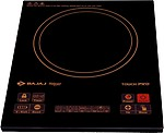 Bajaj Touch Pro Induction Cooktop( Touch Panel)