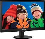 Philips 193V5LSB23 18.5 inch LED Backlit LCD Monitor