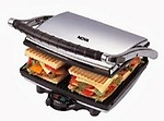 Nova NT 233 HDG 1800-Watt 4-Slice Grill Sandwich Maker